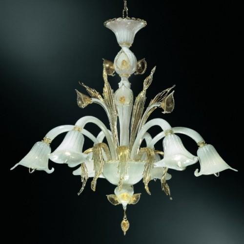 Murano Glass Chandelier 202