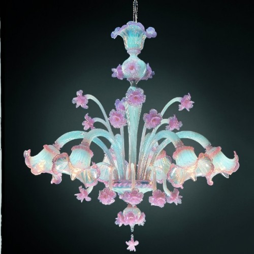 Murano Glass Chandelier 204-6