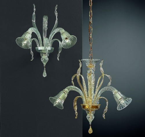 Murano Glass Chandelier 207