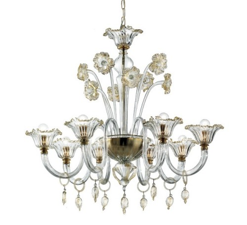 Murano Glass Chandelier 209