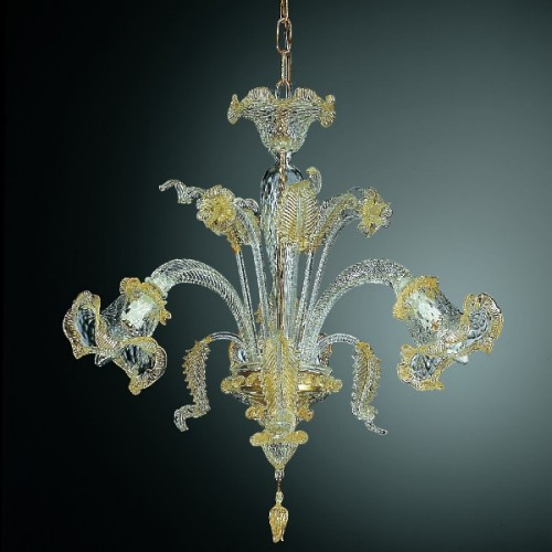 Murano Glass Chandelier 211-3