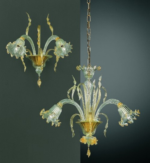 Murano Glass Chandelier 240