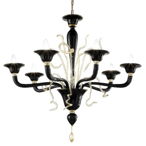 Murano Glass Chandelier California