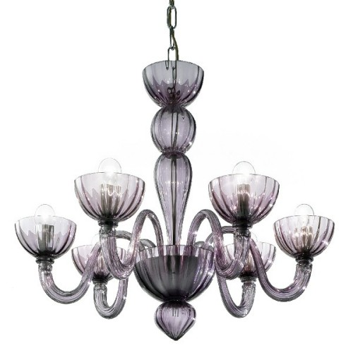 Murano Glass Chandelier Mimo